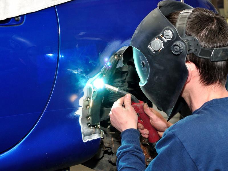 Réparation Carrosserie Auto